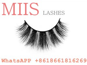 custom mink eyelashes