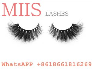 false eyelashes private