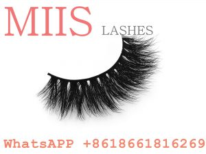 eyelash with custom lash