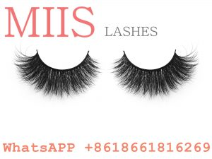 eyelash box false eyelashes