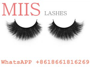 3D mink strip eyelash private
